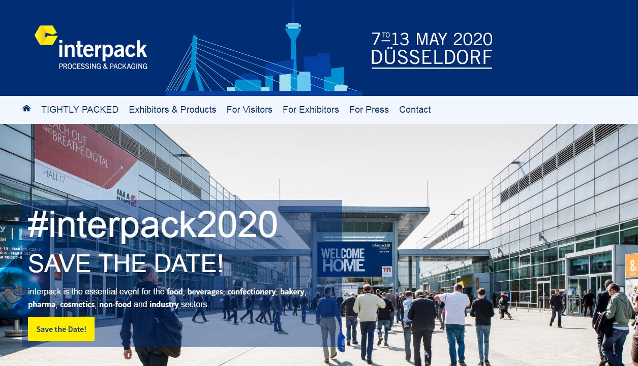 Saksamaa Interpack 2020 näitus