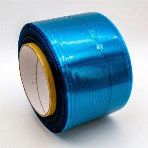 Sinine / punane kile alaline kott tihenduslint